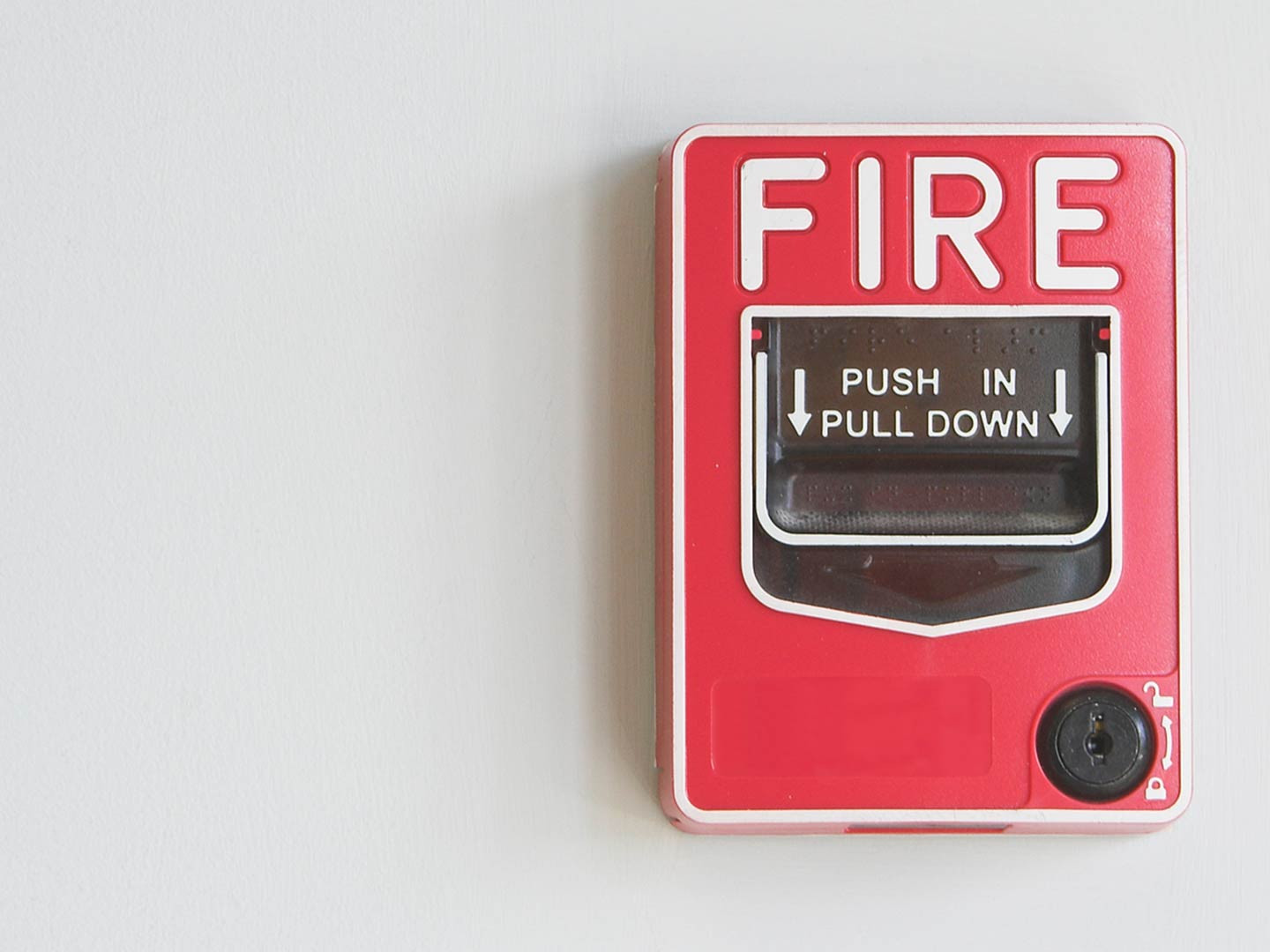Make the smart choice by ordering a fire alarm system
